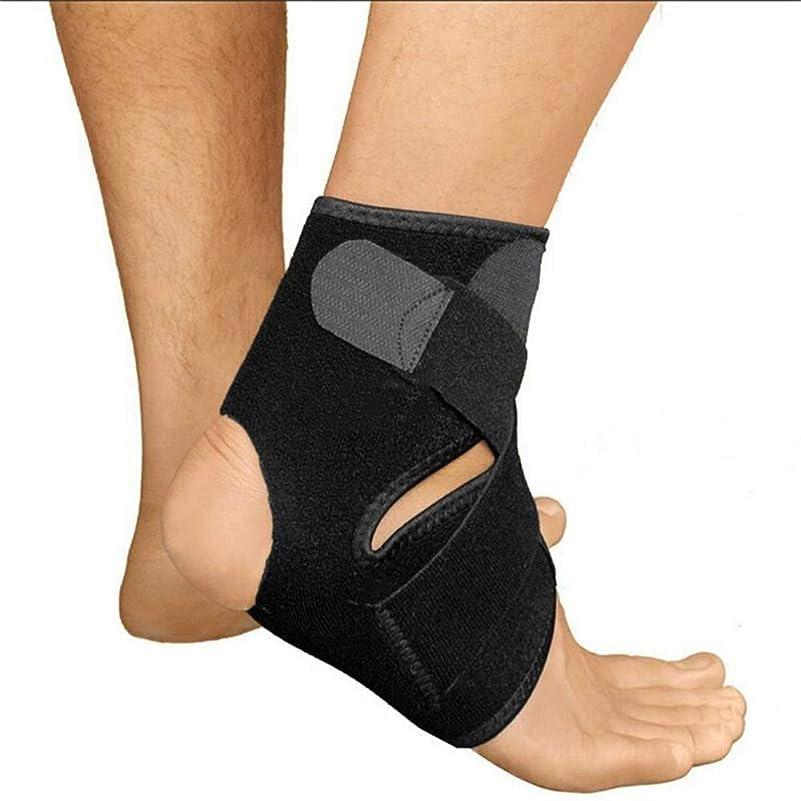 エミュレートする迫害するメンタル慢性足首の痛み、炎症およびスポーツ傷害のリハビリテーションのための効果的な救済 - 調整可能な足首のサポート、多目的と通気性の圧縮