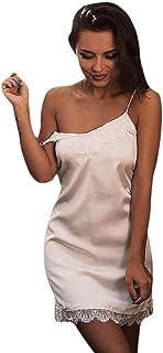 TangQI レディース ランジェリー セクシー レース ストラップ パジャマ ワンピース 下着 背中開き 側開き シンプルデザイン インナーウェア フリーサイズ 女性用 誘惑 大胆 過激 変態 オシャレ 無地 ファション 心地良い 高品質 肌触りいい