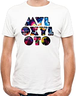 Coldplay Mylo Xyloto Mens Clothing Personalized T Shirts Special Design