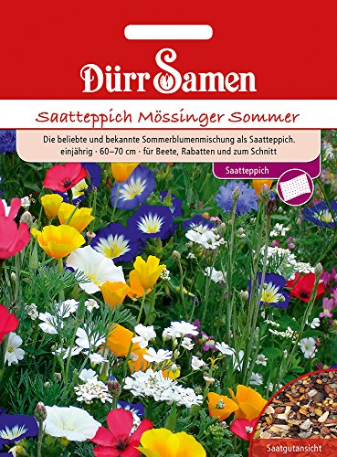 Dürr-Samen 4404 Saatteppich Mössinger Sommer (Blumensamen)