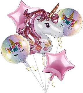 Best unicorn balloon colors Reviews