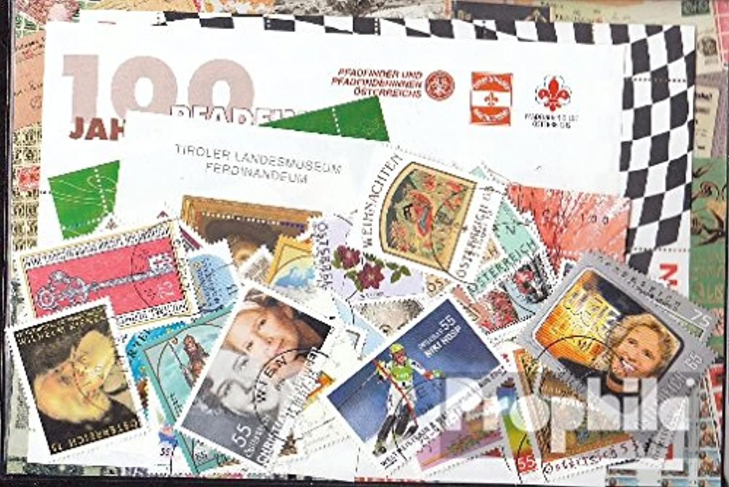 Austria 2007 Complete Volume in clean Conservation (Stamps for collectors)