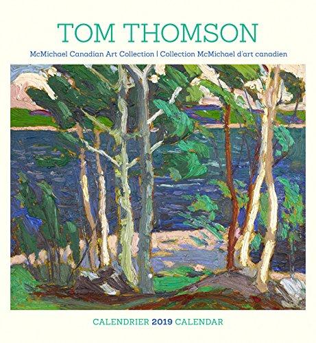 Tom Thomson 2019 Calendar (English and )