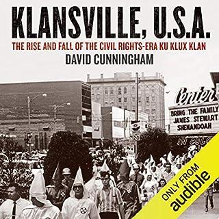 Klansville, U.S.A cover art