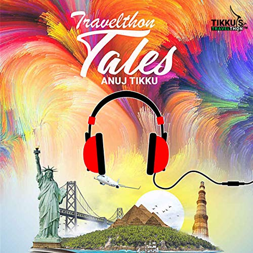 Travelthon Tales cover art