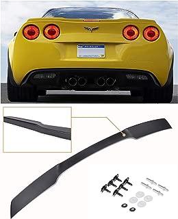 corvette rear spoiler