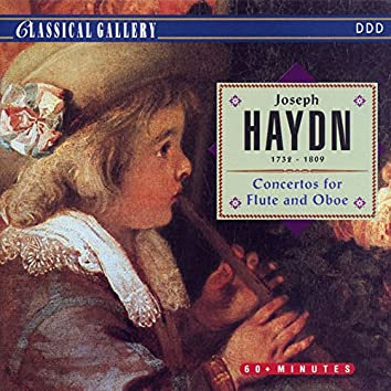 Haydn: Concertos for Flute and Oboe