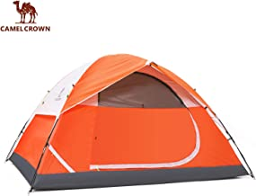 CAMEL CROWN Camping Dome Tent for Hiking,Waterproof...