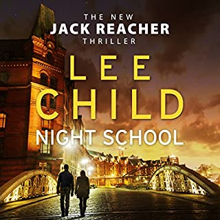 Night School     Jack Reacher 21              By:                                                                                                                                 Lee Child                               Narrated by:                                                                                                                                 Kerry Shale                      Length: 4 hrs and 51 mins     55 ratings     Overall 4.1