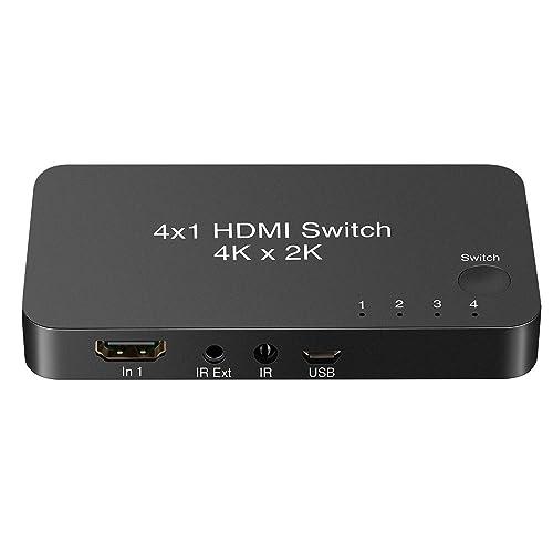 HDMI Switches: Amazon co uk