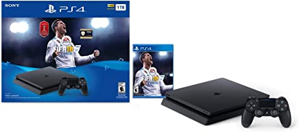 Playstation 4 Slim 1TB Bundle FIFA 18 (Internacional)