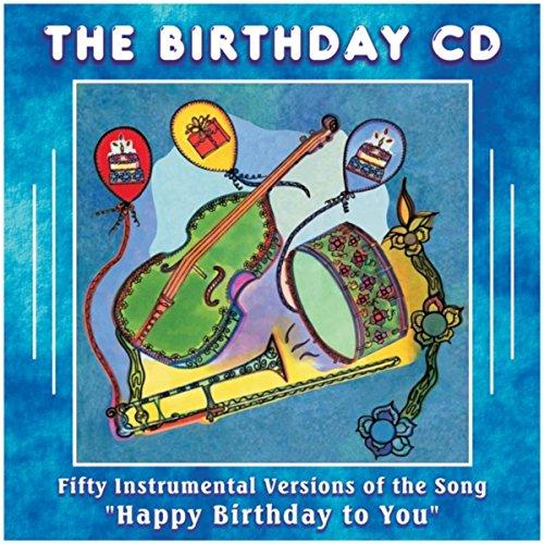 Happy Birthday To You - Bluegrass
