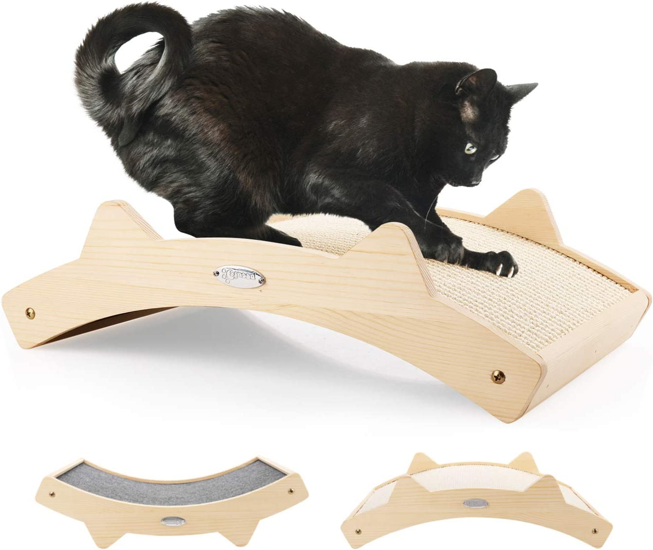 Super beauty product restock quality top! Pecute Cat Scratch Pad Scratcher Sisal + with latest Woven Lounge