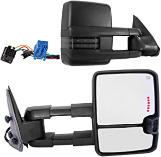 Best 2006 chevy towing mirrors Reviews