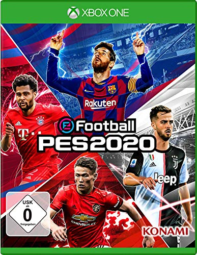 eFootball PES 2020 [Importación alemana]