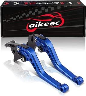 Motorcycle CNC Brake and Clutch Levers Short Adjustable Brake Clutch Levers For DL650/V-STROM 2004-2010 (F14/S-650) SV400-2003 600/750 KATANA -1998-2006 Suzuki GSX 750F Katana -1991 SV650-1999-2009