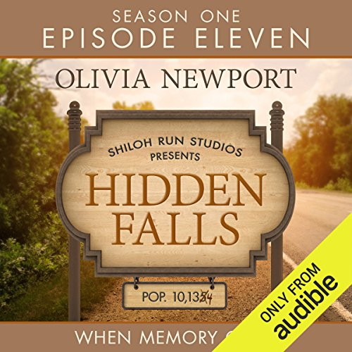 Hidden Falls copertina