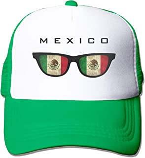 XNLHQH IJ Mexico Shades Trucker Hat Baseball Cap Dad Hat Adjustable Size