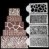 Torte di Zucchero torte pasta di zucchero zebrate