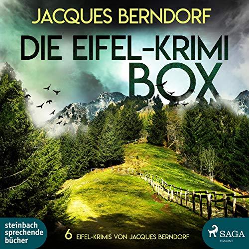 Die Eifel-Krimi-Box: 6 Eifel-Krimis