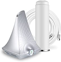 SureCall Flare Cell Phone Signal Booster for Home Omni Antenna Configuration | Integrated..