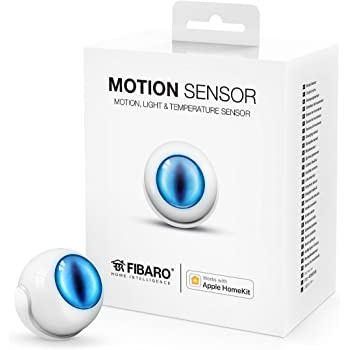 FIBARO Homekit enabled Multisensor/ Détecteur de Mouvement