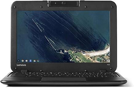 """Lenovo N22 Chromebook Laptop (Chrome OS, Intel Celeron N3060 1.60 GHz Processor, 11.6"""" LCD HD Display, SSD: 16 GB, RAM: 2 GB) Dark Grey"""