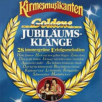 Goldene Jubiläumsklänge 28 Immergrüne Erfolgsmelodien