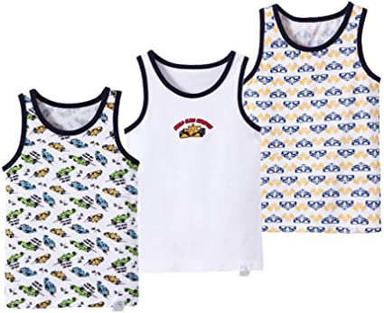 Camisetas sin mangas para niños Camiseta sin mangas linda de ...