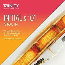 Violin 20202023 Initial Grade 1 Cd