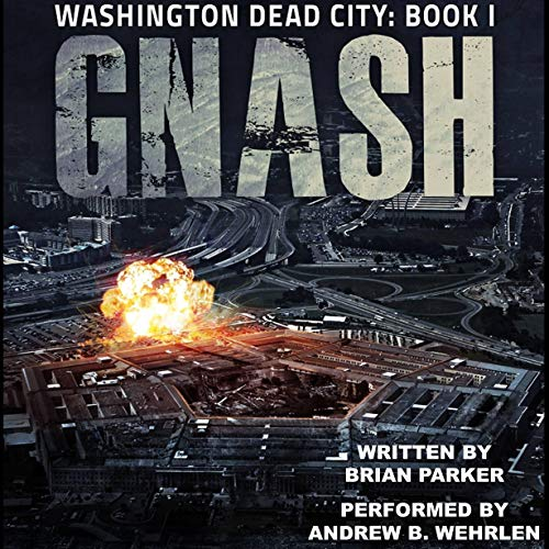 Gnash audiobook cover art