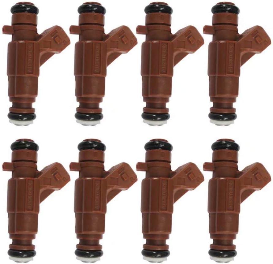 8pcs 228cc Fuel Injectors 0280156016 G500 for Discount mail order ML50 Mercedes-Benz Import