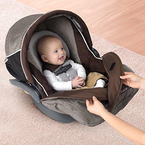 Image of Chicco KeyFit 30 Magic Infant Car Seat, Coal
