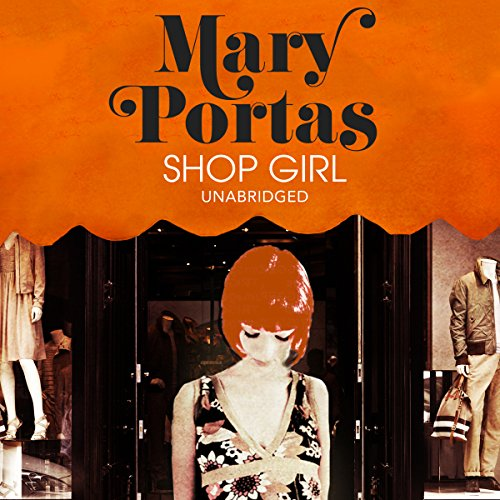 Shop Girl audiobook cover art
