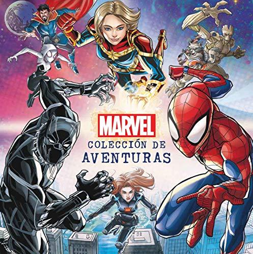 Marvel. Colección de aventuras (Marvel....
