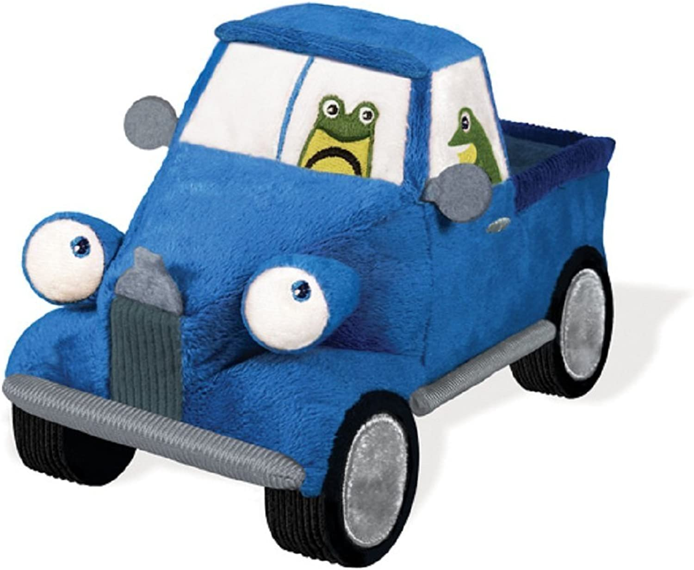 Little Blau Truck 8.5 in Soft Toy by YOTTOY