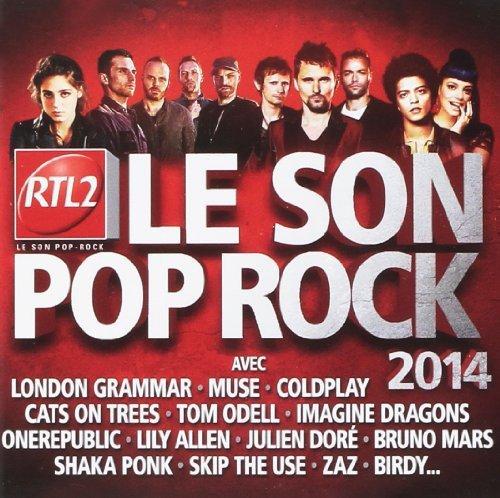 Rtl2-le Son Pop Rock 2014