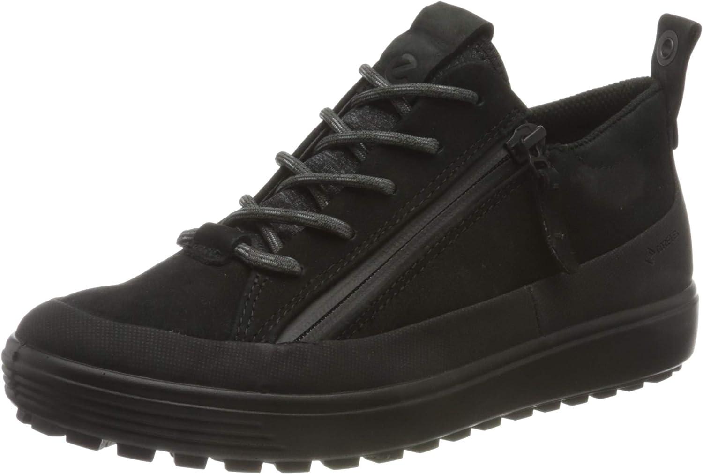 ECCO Women's Soft 7 Tred Zip Gore-tex Sneaker