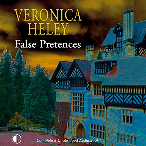 False Pretences audiobook cover art