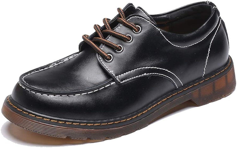 Ruanyi Oxford Business, Casual Klassische Klassische Klassische Runde Kopfsohle Low Top Workwear Schuhe für Männer (Farbe   Schwarz, Größe   46 EU)  75d074