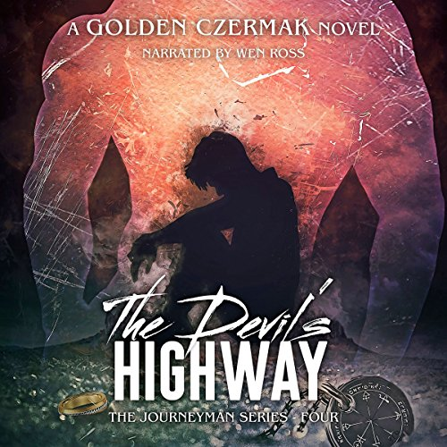 The Devil's Highway audiobook cover art