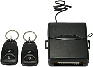 Docooler Car Remote Central Lock Locking Keyless Entry System with Remote Controllers photo