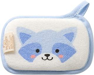 CherriGumi Outstanding 1Pc Cute Cartoon Baby Bath Brush Cotton Rubbing Body Wash Child Brush Infant Body Care Super Soft(None 03)