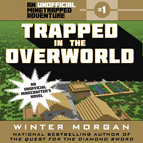 Trapped in the Overworld audiobook cover art