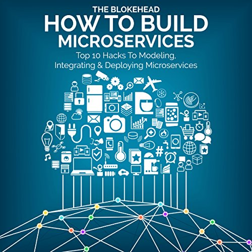 How to Build Microservices audiobook cover art