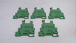 Phoenix Contact Plc-Bsc-24Dc/1/Act - Pack of 5 - PLC-Interface for Out Plc-Bsc-24Dc/1/Act - Pack of 5 -