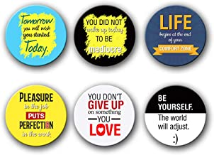 VPRINT QUALITY Fridge Magnet Friends Set of 6 (1.5x1.5)