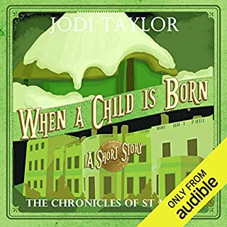 When a Child Is Born audiobook cover art