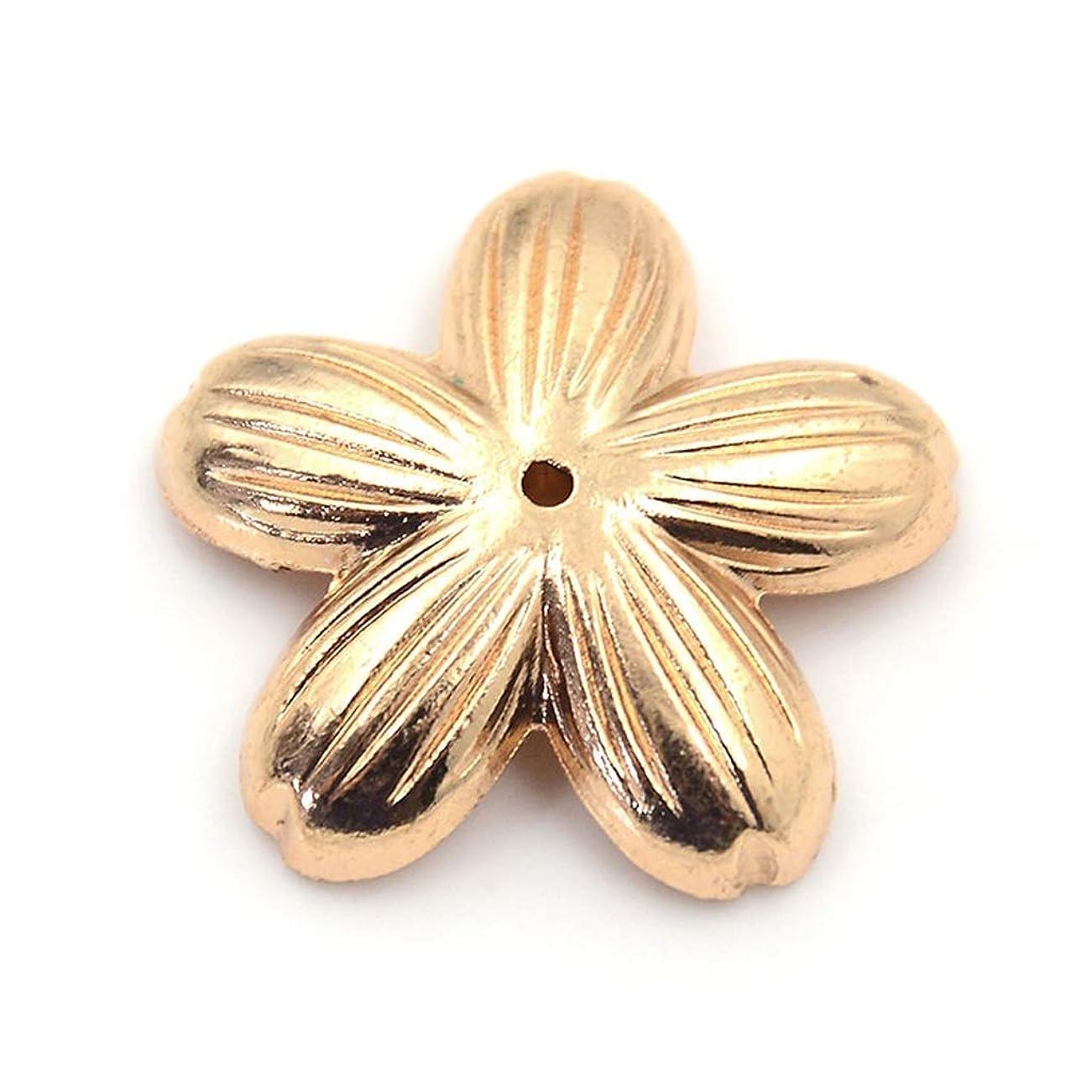 貝殻結婚式一回ホームアロマバーナー 花香バーナーホルダー香スティックホルダー灰キャッチャー香ホルダー用ホームデコレーション 芳香器アロマバーナー (Color : Gold)