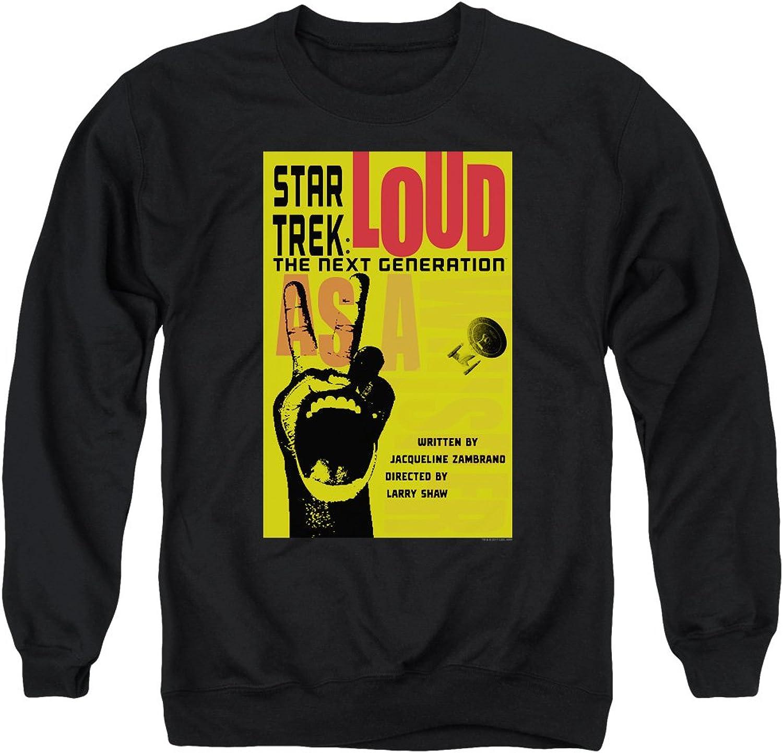 Star Trek - - Men's TNG Season 2 Episode 5 Sweater